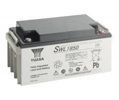 12V/74Ah Yuasa Blybatteri SWL1850-12FR