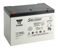 6V/184Ah Yuasa Blybatteri SWL2500EFR