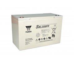 12V/110,2Ah Yuasa Blybatteri SWL3300FR