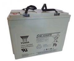12V/150Ah Yuasa Blybatteri SWL4250FR