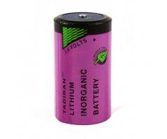 Size-D Tadiran 3,6V Lithium batteri