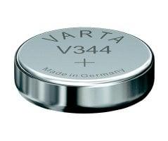 V344 Sølvoxid Knapcelle batteri Varta SR42