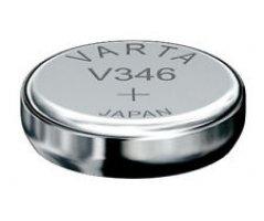 V346 Sølvoxid batteri Varta V346/SR712