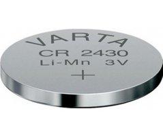CR2430 Lithium Knapcelle batteri Varta