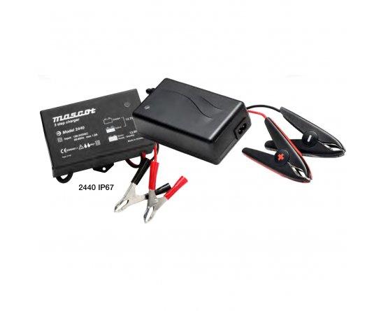 Blylader 12V/4A 90-264VAC desktop model