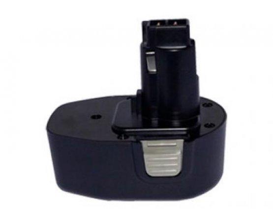 Black & Decker CD14CA batteri A9262 14,4v/2,0Ah
