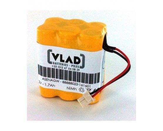 Batteripakke for infusionspumpe Asena Gw Alaris