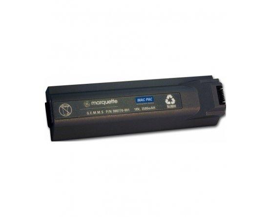 Marquette ECG Mac 5000 batteri 18V 3,5Ah
