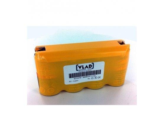 Batteripakke til pumpe Syringe 700 serien - GL825P