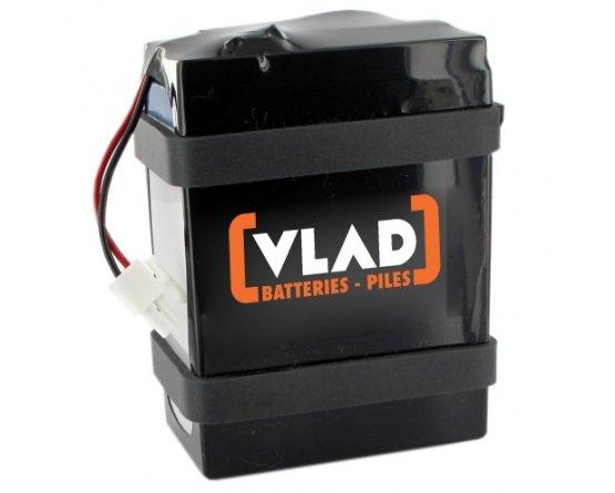 6V Welch Allyn 4500-84-1 medico batteri