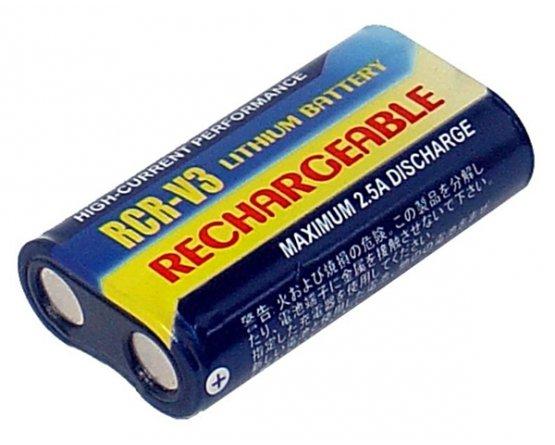 CR-V3 opladeligt Foto batteri