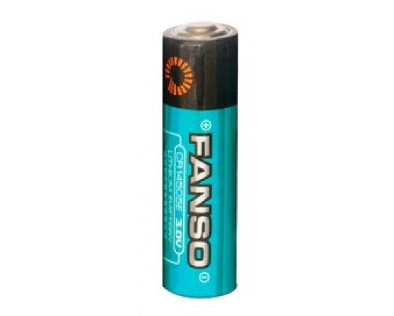 Fanso 3V lithium AA batteri 1400mAh Li-MnO2