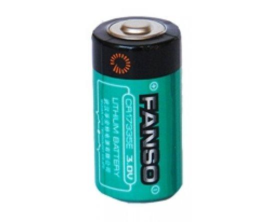 Fanso 3V lithium 2/3AA batteri 1500mAh Li-MnO2