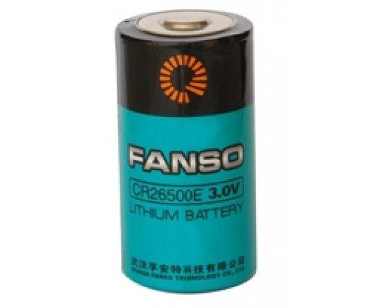 Fanso 3V lithium C batteri 5000mAh Li-MnO2
