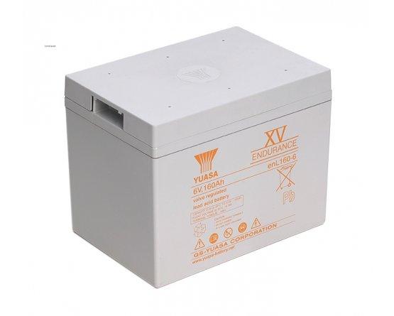 6V/172,8Ah Yuasa Blybatteri ENL160-6