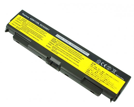 Lenovo Thinkpad T540p batteri 45N1144