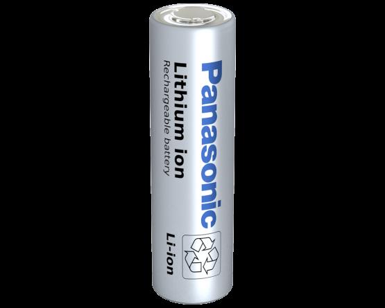 Lithium Ion Panasonic batteri NCR18650BD