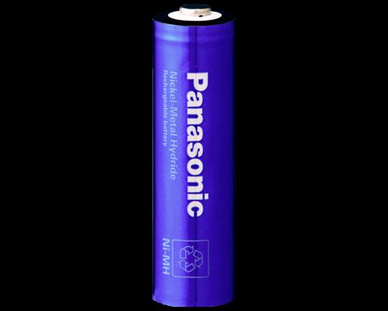 Panasonic NiMH AA batteri High Top BK-110AAB