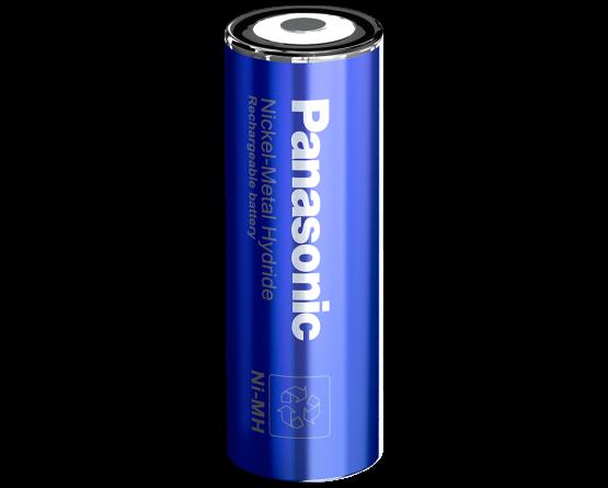 Panasonic NiMH batteri F-size BK-1100FHU