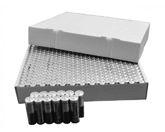 AAA/LR03 Powerline batteri/bulk