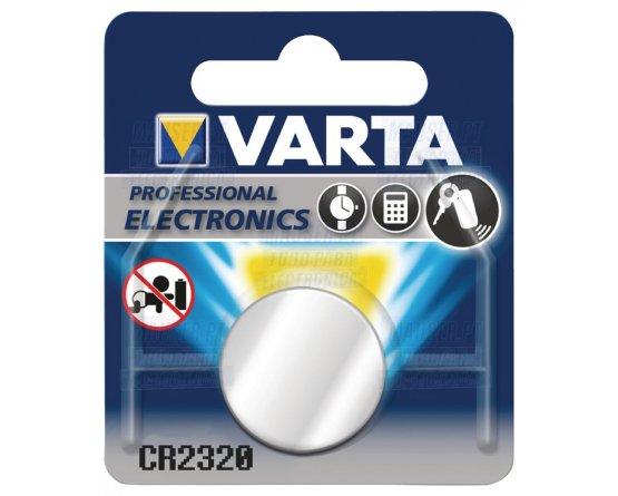 CR2320 Lithium Knapcelle batteri Varta