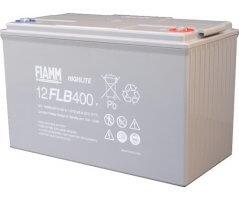 12V/100Ah FIAMM 12 års Blybatteri UPS 12FLB400