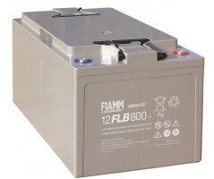 12V/200Ah FIAMM 12 års Blybatteri UPS 12FLB800