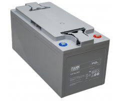 12V/205Ah FIAMM 10 års Blybatteri 12FGL205
