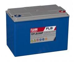 12V/90Ah FIAMM 12 års Blybatteri UPS 12FLB350