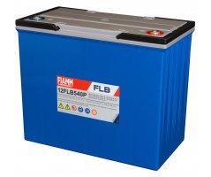 12V/150Ah FIAMM 12 års Blybatteri UPS 12FLB540