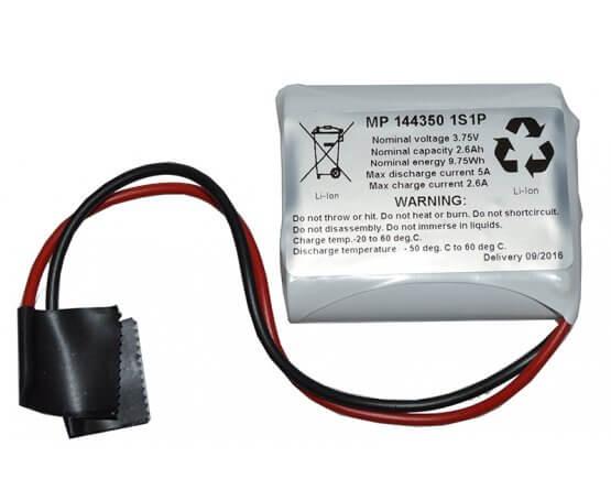 MP144350 Li-Ion opladelig batteripakke