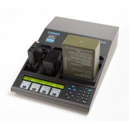 Cadex C7400ER Batteritester med 4 kanaler
