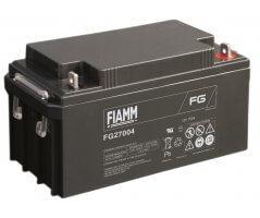 12V/70Ah FIAMM 5 års Blybatteri FG27004