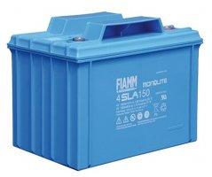 4V/150Ah FIAMM SLA Blybatteri 4SLA150