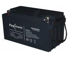 12V/65Ah PaqPOWER Blybatteri 10 års til alarmsystem