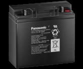 12V/22Ah Panasonic Cyclic Blybatteri M5