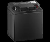12V/28Ah Panasonic Cyclic Blybatteri M5