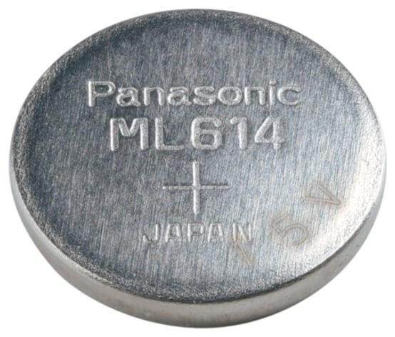 ML-614S/FN Panasonic Lithium knapcelle 6,8x1,4mm