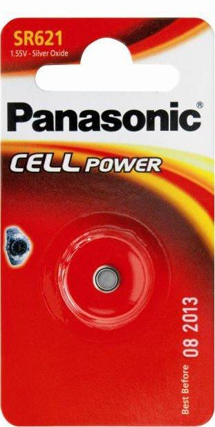 SR621 Sølvoxid Knapcelle batteri Panasonic