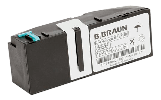 Braun medico batteri til perfusor 8713180