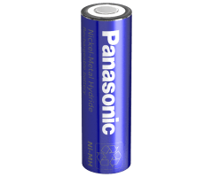 Panasonic NIMH AA  batteri High Temp BK-150AAH