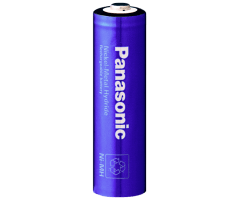 Panasonic NiMH AA-size batteri High Top BK-200AAB