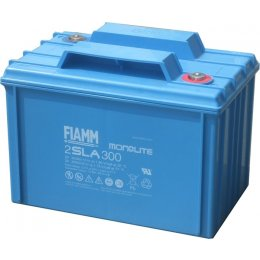 2V/300Ah FIAMM Blybatteri 2SLA300