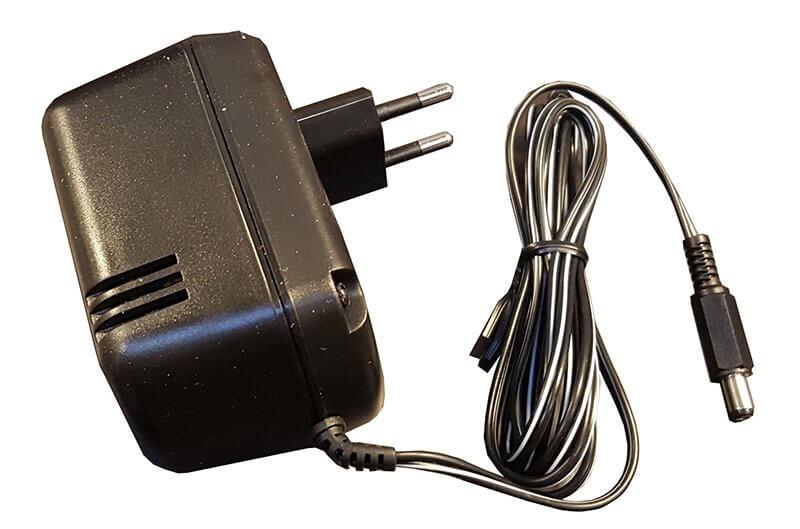 Oplader for blybatterier 1,8-20Ah m/DC stik