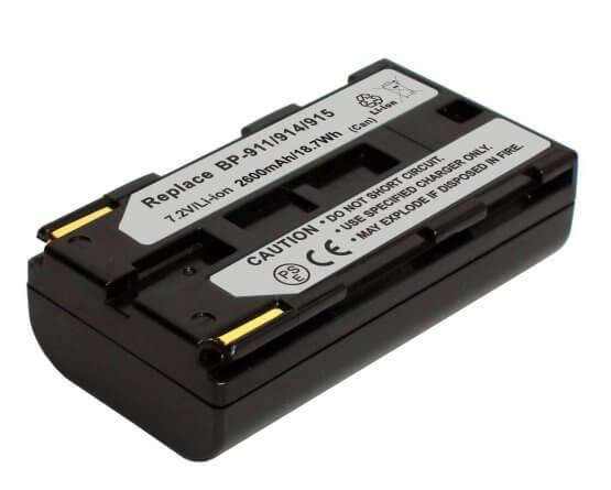 Canon ES300V batteri BP-911