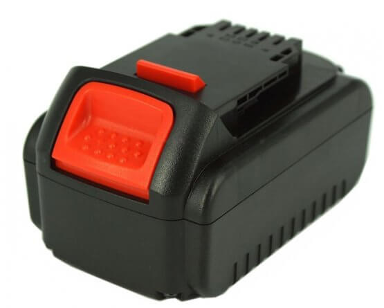 Dewalt DCS381 batteri DCB200 20V/4,0Ah