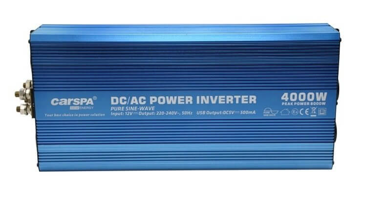 Inverter Ren Sinus 12V/4000W