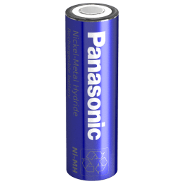 Panasonic NiMH batteri AA-size High Temp