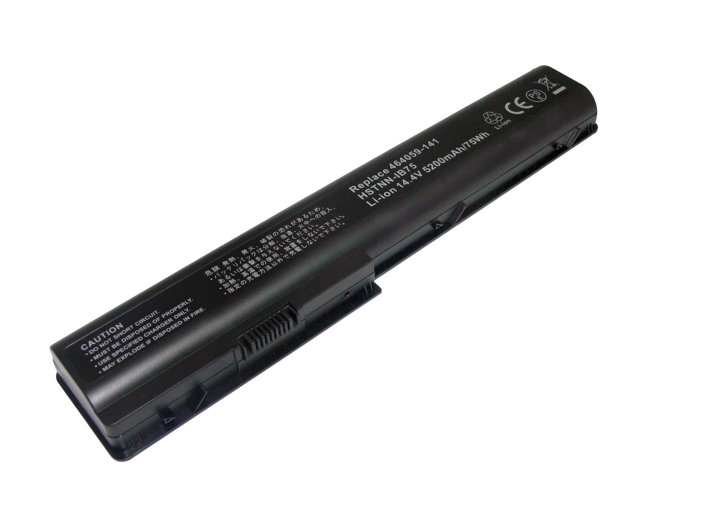 HP Pavilion dv7 batteri HSTNN-DB74