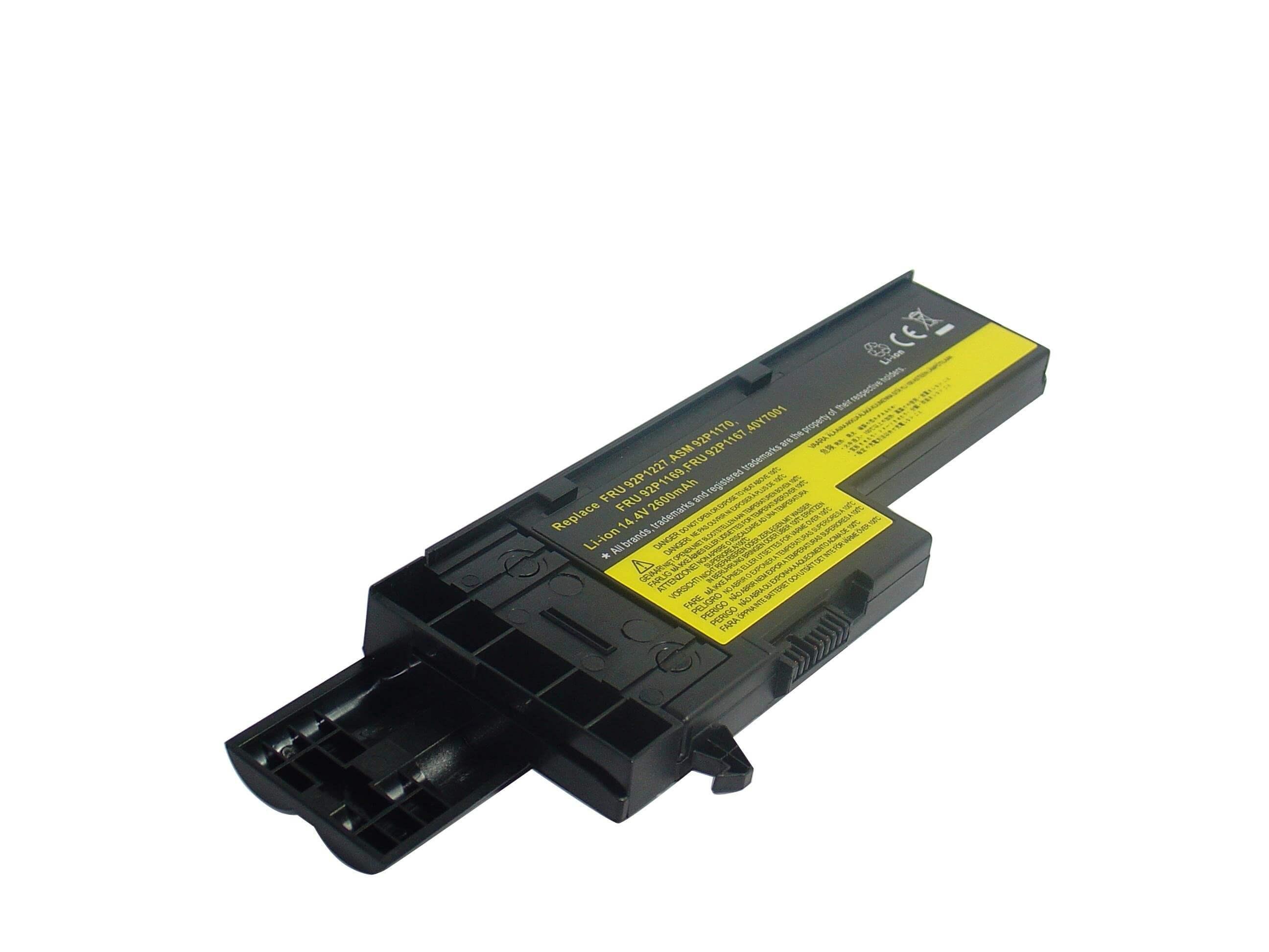 IBM ThinkPad X60/X61 batteri ASM 92P1168